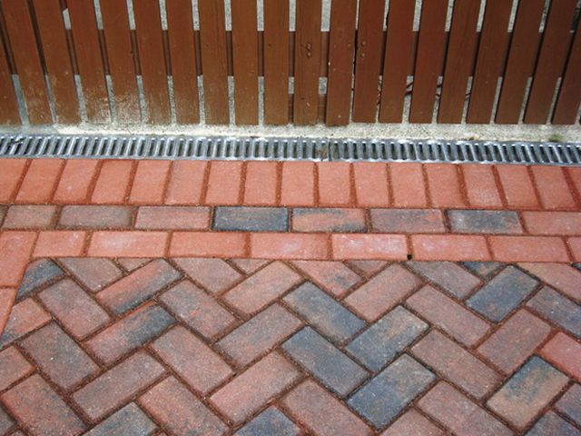 Block Paving With Drainage : Swipe To View More Images