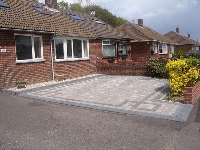 Block Paving Driveway Nottingham: Swipe To View More Images