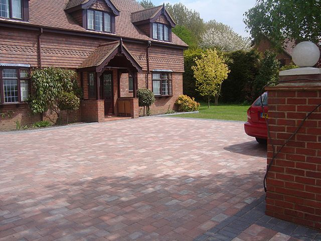 New Driveway Chesterfield: Swipe To View More Images