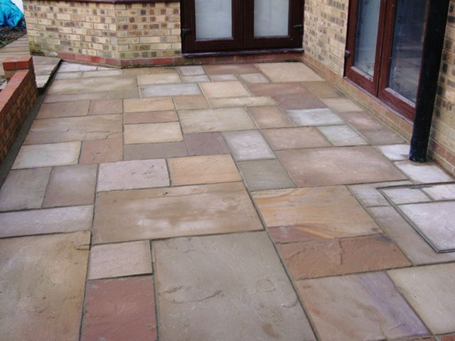 Patio Mansfield: Swipe To View More Images