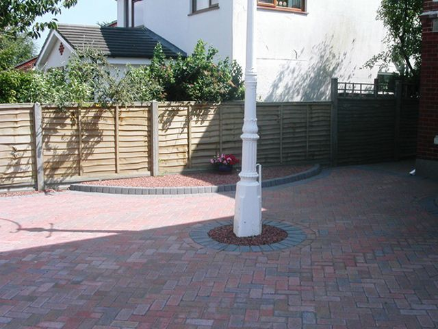 New Block Paving Driveway Chesterfield: Swipe To View More Images