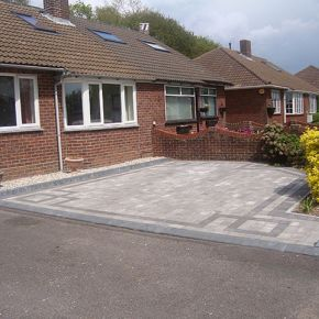 Block Paving Driveway Nottingham: Click Here To View Larger Image