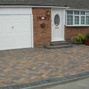 Block Paving Drive Nottingham: Click Here To View Larger Image